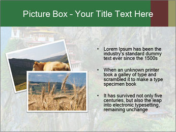 Taktsang Palphug Monastery PowerPoint Template - Slide 20
