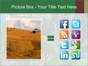 Taktsang Palphug Monastery PowerPoint Template - Slide 21