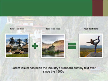 Taktsang Palphug Monastery PowerPoint Template - Slide 22