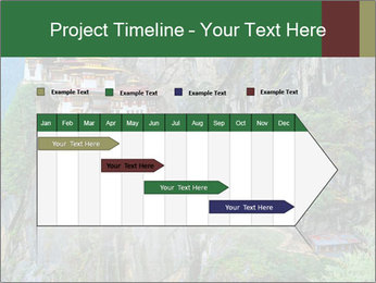 Taktsang Palphug Monastery PowerPoint Template - Slide 25