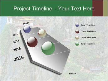 Taktsang Palphug Monastery PowerPoint Template - Slide 26