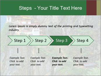 Taktsang Palphug Monastery PowerPoint Template - Slide 4