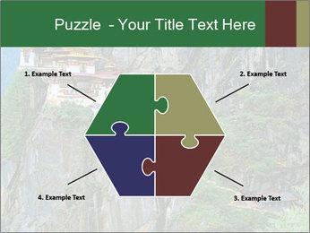 Taktsang Palphug Monastery PowerPoint Template - Slide 40