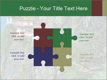 Taktsang Palphug Monastery PowerPoint Template - Slide 43