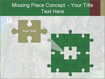 Taktsang Palphug Monastery PowerPoint Template - Slide 45