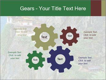Taktsang Palphug Monastery PowerPoint Template - Slide 47