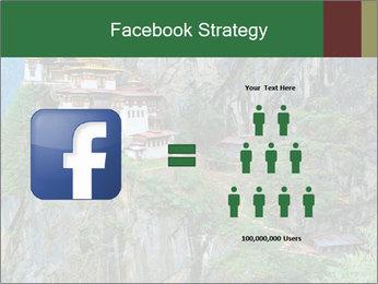 Taktsang Palphug Monastery PowerPoint Template - Slide 7