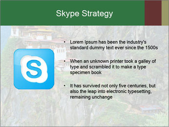 Taktsang Palphug Monastery PowerPoint Template - Slide 8