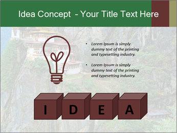 Taktsang Palphug Monastery PowerPoint Template - Slide 80