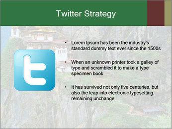 Taktsang Palphug Monastery PowerPoint Template - Slide 9