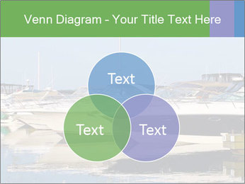 Pier And Motorboats PowerPoint Template - Slide 33