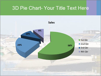Pier And Motorboats PowerPoint Template - Slide 35