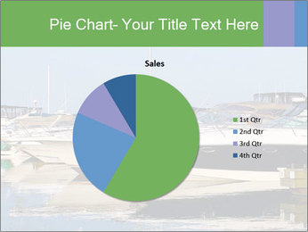 Pier And Motorboats PowerPoint Template - Slide 36