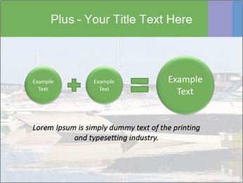 Pier And Motorboats PowerPoint Template - Slide 75