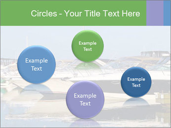 Pier And Motorboats PowerPoint Template - Slide 77