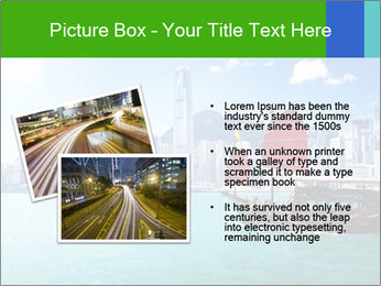 Cityline And Wooden Boat PowerPoint Templates - Slide 20