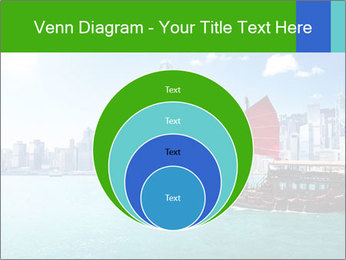 Cityline And Wooden Boat PowerPoint Template - Slide 34