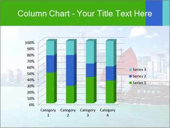 Cityline And Wooden Boat PowerPoint Templates - Slide 50