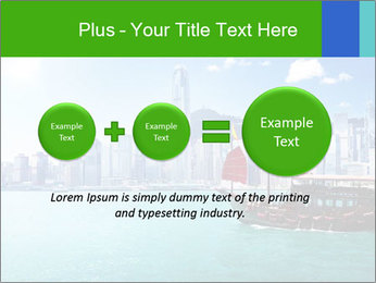 Cityline And Wooden Boat PowerPoint Templates - Slide 75