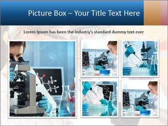 Lab Experiment PowerPoint Templates - Slide 19