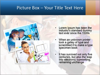 Lab Experiment PowerPoint Templates - Slide 20