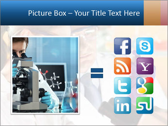 Lab Experiment PowerPoint Template - Slide 21
