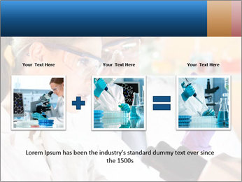 Lab Experiment PowerPoint Template - Slide 22