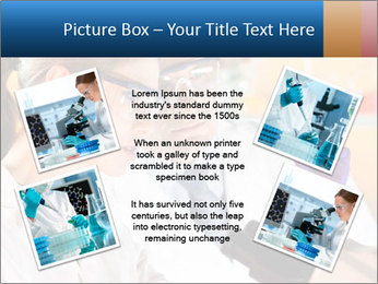 Lab Experiment PowerPoint Templates - Slide 24