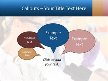Lab Experiment PowerPoint Template - Slide 73