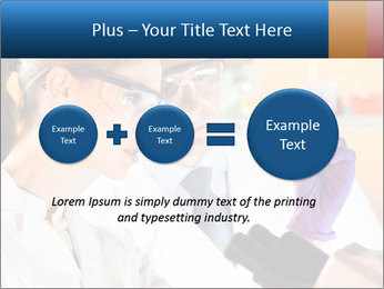 Lab Experiment PowerPoint Template - Slide 75