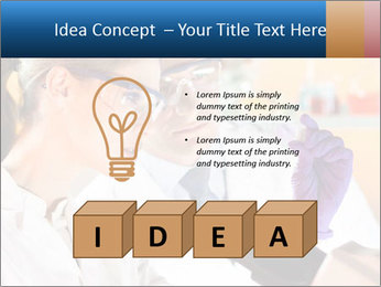 Lab Experiment PowerPoint Template - Slide 80
