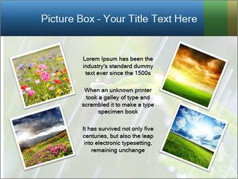 Seasonal Rain PowerPoint Template - Slide 24