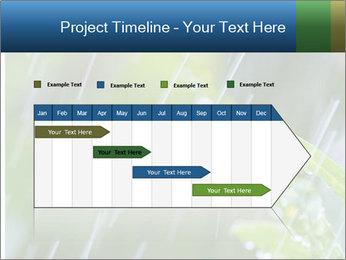Seasonal Rain PowerPoint Template - Slide 25