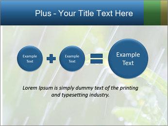 Seasonal Rain PowerPoint Template - Slide 75