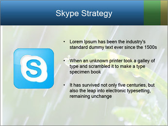Seasonal Rain PowerPoint Templates - Slide 8