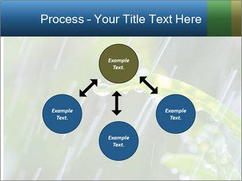 Seasonal Rain PowerPoint Template - Slide 91