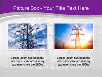 Electricity Lines PowerPoint Templates - Slide 18