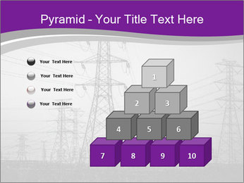 Electricity Lines PowerPoint Templates - Slide 31
