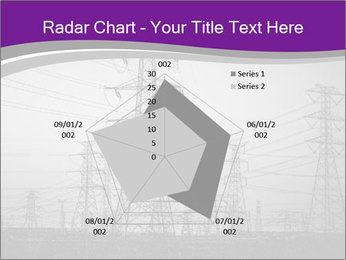 Electricity Lines PowerPoint Templates - Slide 51