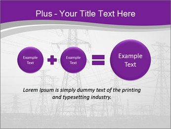 Electricity Lines PowerPoint Templates - Slide 75
