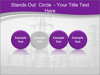 Electricity Lines PowerPoint Templates - Slide 76