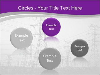 Electricity Lines PowerPoint Templates - Slide 77