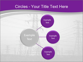 Electricity Lines PowerPoint Templates - Slide 79