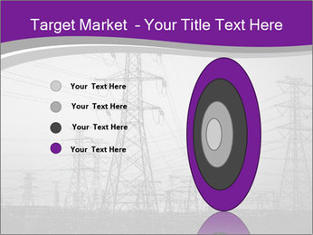 Electricity Lines PowerPoint Templates - Slide 84