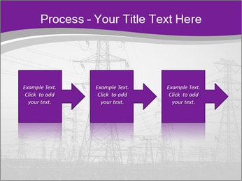 Electricity Lines PowerPoint Templates - Slide 88