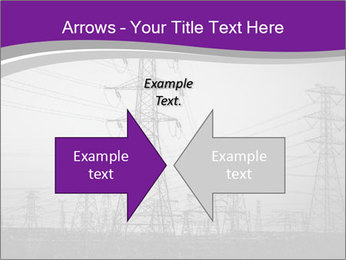 Electricity Lines PowerPoint Templates - Slide 90