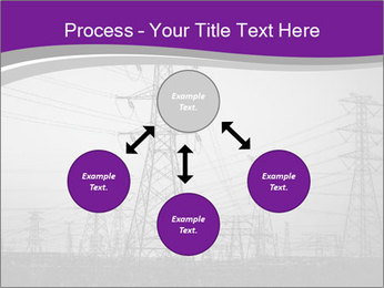 Electricity Lines PowerPoint Templates - Slide 91