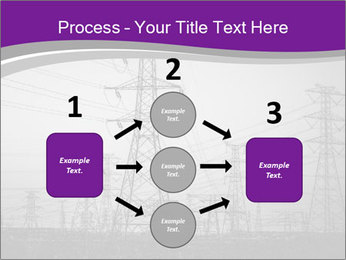 Electricity Lines PowerPoint Templates - Slide 92