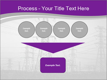Electricity Lines PowerPoint Templates - Slide 93
