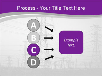 Electricity Lines PowerPoint Templates - Slide 94